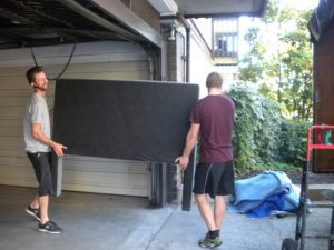 Furniture removalists Inner West Sydney