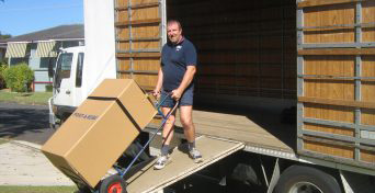 Award Winning Removal Services in Homebush